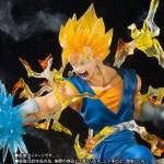 Figuarts ZERO Dragon Ball Z DBZ Super Saiyan Vegetto Bandai Limited