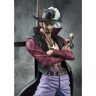 ONE PIECE Portrait of pirates POP Series NEO-DX Taka no Me Dracule Mihawk Ver.2 Megahouse