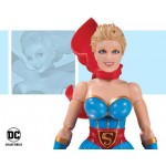 DC Comics Action Figure Designer Series Supergirl (Bombshells Ver.) By Ant Lucia DC Collectibles