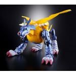Digivolving Spirits 02 Metal Garurumon Digimon Adventure Bandai