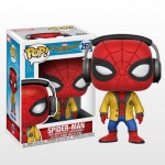 POP! Spider-Man Homecoming Spider-Man (With Headphones Ver.) Funko