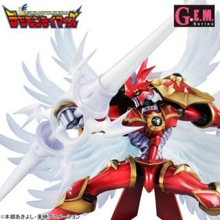 G.E.M Series Digimon Tamers Dukemon Crimson Mode Megahouse Limited