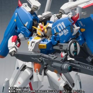 Metal Robot Damashii (Ka signature) (side MS) Ex-S Gundam Task Force α Bandai Limited