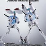 HI-METAL R Macross Regult Missile Type Set Bandai Limited