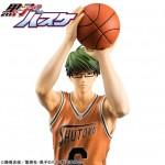 Kuroko no Basket Midorima Shintarou 1/8 Orange Uniform ver. Megahouse Limited
