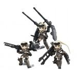 Desktop Army Frame Arms Girl KT-321f Gourai Series 3