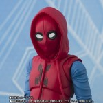 SH S.H. Figuarts Spider Man (Homecoming) Home Made Suit ver. Bandai Limited