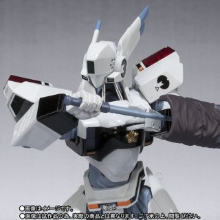 Robot Damashii Patlabor (side LABOR) Ingram number 3 Bandai Limited
