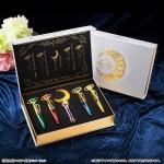 Sailor Moon Stick & Rod ~Light Up Edition~ Wand Set Bandai Premium