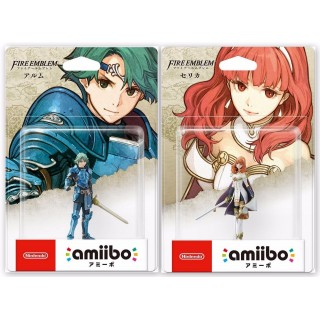 fire emblem echoes how to use alm amiibo