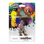 Nintendo 3DS Wii U Amiibo Inkling Boy Purple Splatoon