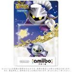 Nintendo 3DS Wii U Amiibo Meta Knight Kirby Series