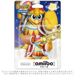 Nintendo 3DS Wii U Amiibo King Dedede Kirby Series