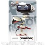 Nintendo 3DS Wii U Amiibo Robot ROB R.O.B Super Smash Bros.