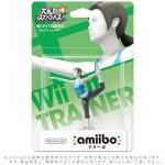 Nintendo 3DS Wii U Amiibo Wii Fit TRAINER Super Smash Brothers