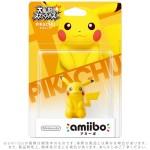 Nintendo 3DS Wii U Amiibo pikachu Super Smash Brothers
