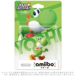 Nintendo 3DS Wii U Amiibo Yoshi Figure Super Smash Brothers