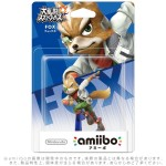 Nintendo 3DS Wii U amiibo Fox Figure Super Smash Brothers
