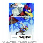 Nintendo 3DS Wii U Amiibo Falco Super Smash Bros.