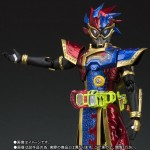 SH S.H. Figuarts Kamen Rider Ex-Aid Para-Dx Perfect Knock Out Gamer Level 99 Bandai Limited