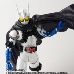 SH S.H. Figuarts Kamen Rider Eternal W (The Gaia Memories of Fate) Bandai Limited