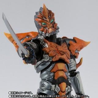 SH S.H. Figuarts Ultraman Orb Juggrus-Juggler Bandai Limited