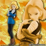HG Girls Android C18 Dragon Ball Super Bandai Limited