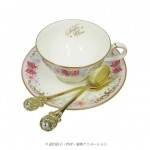 Pretty Soldier Sailor Moon Cutlery Set Noritake Collaboration First Tea Cup & Saucer Bandai premium