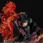 Figuarts Zero Naruto Shippuuden Kizuna Relation Susano-o Uchiha Itachi Bandai Limited