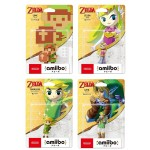 Nintendo 3DS Amiibo The Legend of Zelda Link Zelda Toon Link Ocarina Set