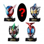 Kamen Rider Kamen no Sekai (Masker World) Part.4 Set of 10 Candy Toy Bandai