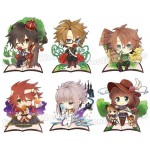 TV Anime Code RealizeSousei no Himegimi Keychain Vol.2 Set of 6 Frontier Works