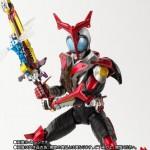 SH S.H. Figuarts Kamen Rider Kabuto Hyper Form Bandai Limited