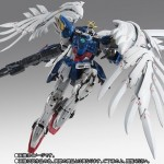 Gundam Fix Figuration Metal Composite Wing Gundam Zero (EW) Bandai Limited