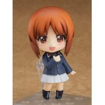 Nendoroid Girls und Panzer das Finale Miho Nishizumi Panzer Jacket & Peacoat Ver. Good Smile Company