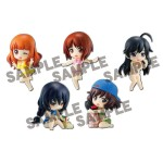 Toy'sworks Collection Niitengo Deluxe Girls und Panzer set of 6 KADOKAWA