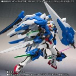 Gundam 00V Metal Robot Damashii (side MS) XN Raiser & Seven Swords Parts Set Bandai Limited