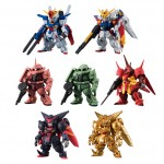 FW GUNDAM CONVERGE 9 Set of 10 Bandai