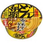 Japanese Cup Noodle Japanese CurryUdon taste