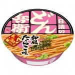 Japanese Cup Noodle grilled Udon Japanese cod roe taste