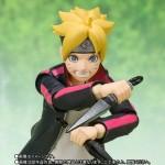 SH S.H. Figuarts Boruto (Naruto Next Generations) Uzumaki Boruto Bandai Limited
