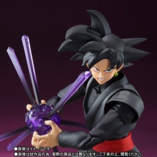 SH S.H. Figuarts Dragon Ball Super Goku Black Bandai limited