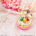 Sailor Moon Heartful Harmony Jewelry Case Bandai Premium