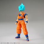 Figure-rise Standard Super Saiyan God Son Goku Dragon ball Super Model kit Bandai