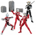 SHODO Ultraman VS 5 Box of 10 CANDY TOY Bandai