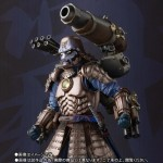 Manga Realization Koutetsu Samurai War Machine Bandai Limited