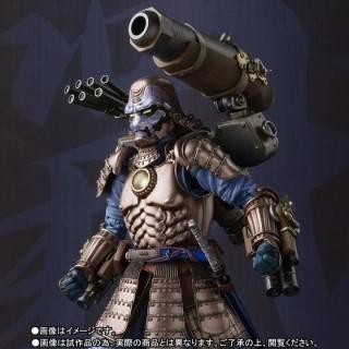 Manga Realization Koutetsu Samurai War Machine Bandai Limited