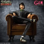G.E.M. series TIGER & BUNNY SOC (Sit On Chair) Kotetsu T. Kaburagi Megahouse Limited
