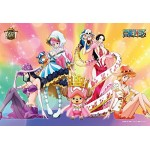 One Piece Puzzle 300 pieces dimension 26x38cm Ensky