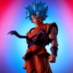 Gigantic Series Dragon Ball Super Son Goku Super Saiyan Blue SSGSS (Kaioken) X-Plus Limited
